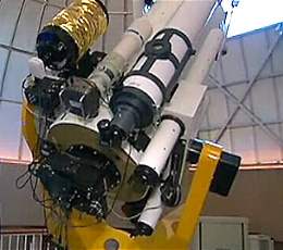 cct-20 research grade telescope