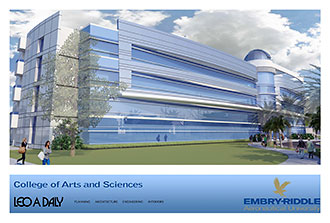 Embry-Riddle Aeronautical University College of Arts and Sciences