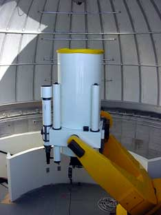 "Middlebury 24"" telescope"